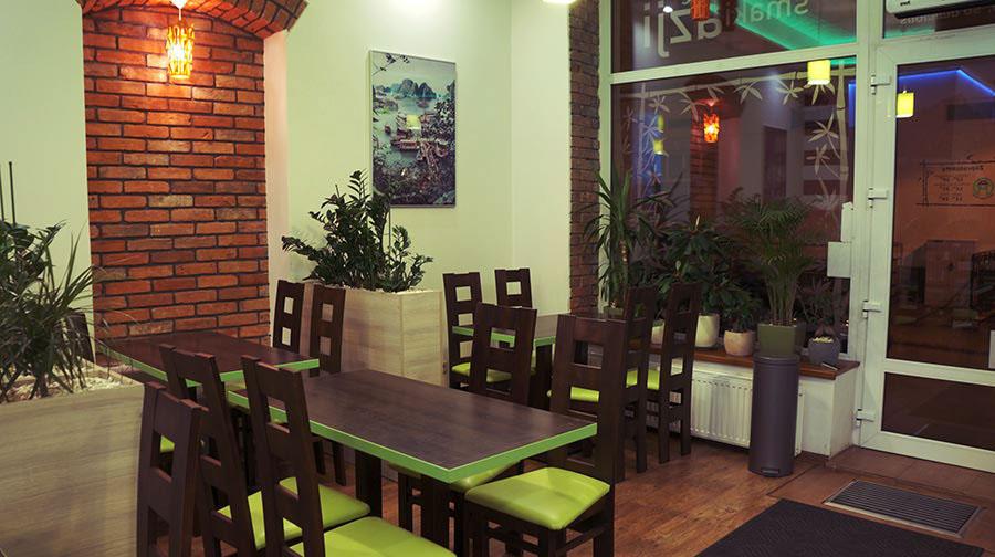 Kuchnia Azjatycka Bydgoszcz New China Town Magdzińskiego